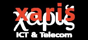 Logo Xaris ICT & Telecom